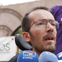 Fortalezas y debilidades de la candidatura de Echenique (Podemos)